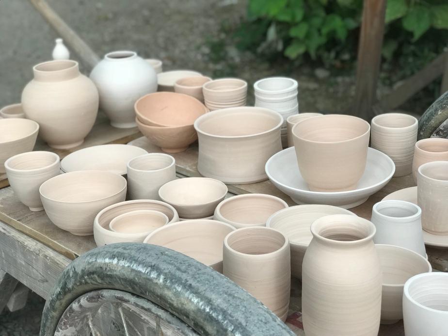小镇做陶的生活